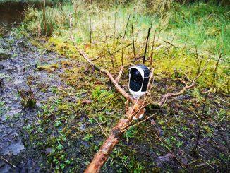 badgercam in situ